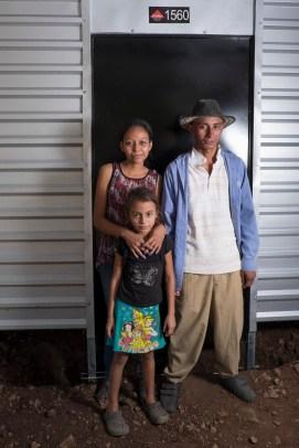 Mario & Mirna Guzman have two children, Keiri & Axel