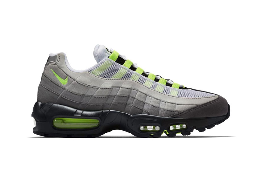 new product 24949 7981a Nike Air Max 95 OG Neon   554970-071