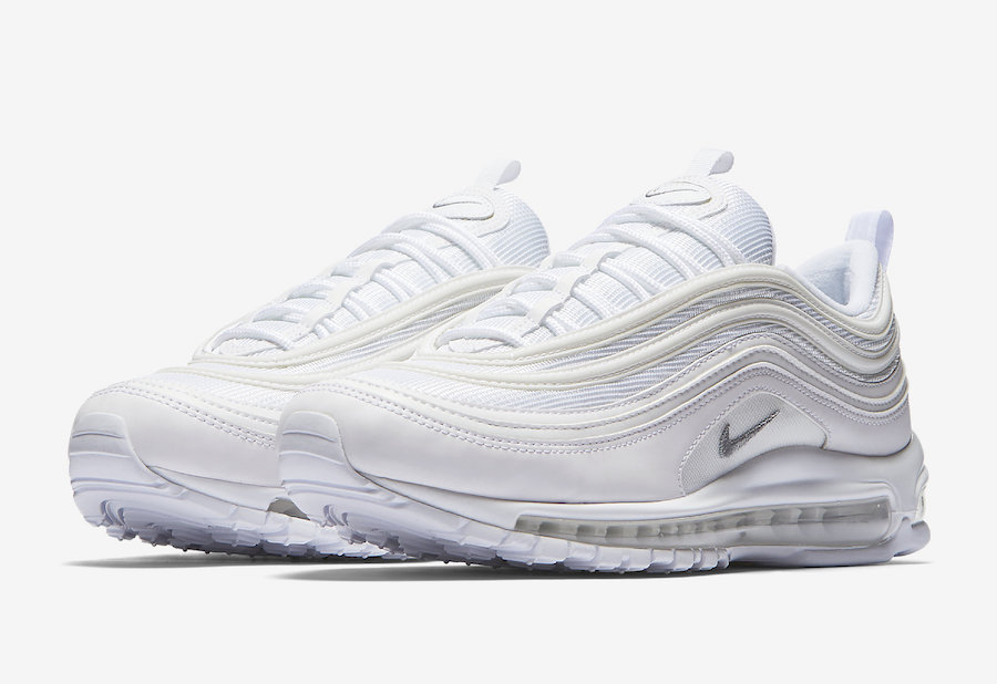 23594a052b0cf Nike Air VaporMax 97 Triple White