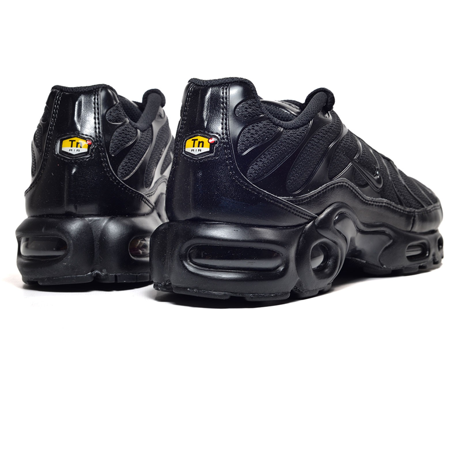 promo code 4fc24 cfaf2 Nike Air Max Plus Tn Triple black 604133-050