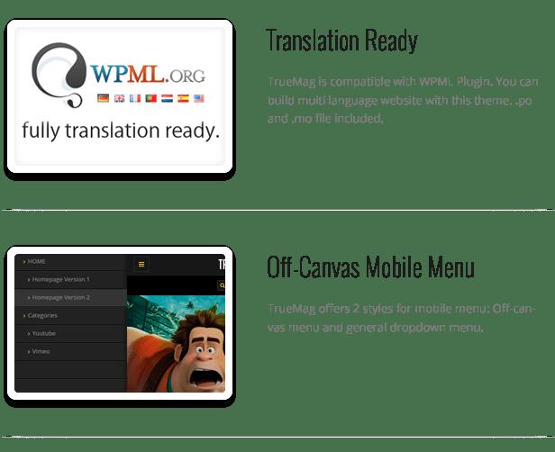 True Mag - WordPress Theme for Video and Magazine - 38