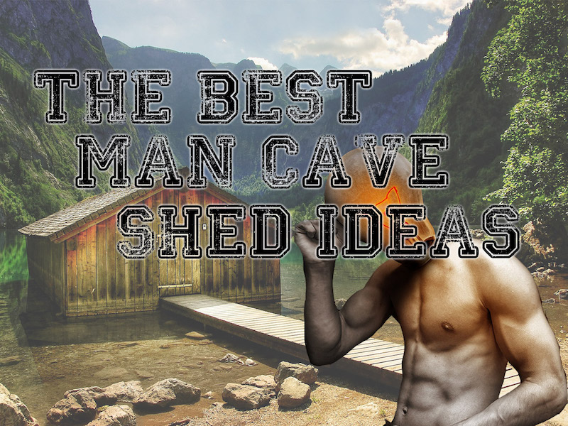 Just the Best Man Cave Ideas 1