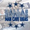 dallas cowboys man cave ideas