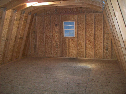 How to Convert a Shed into a Man Cave 2