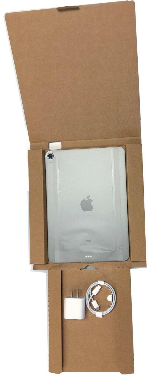 Apple iPad Air 4th Gen. 64GB, Wi-Fi, 10.9 in – MYGC2LL/A Space Gray