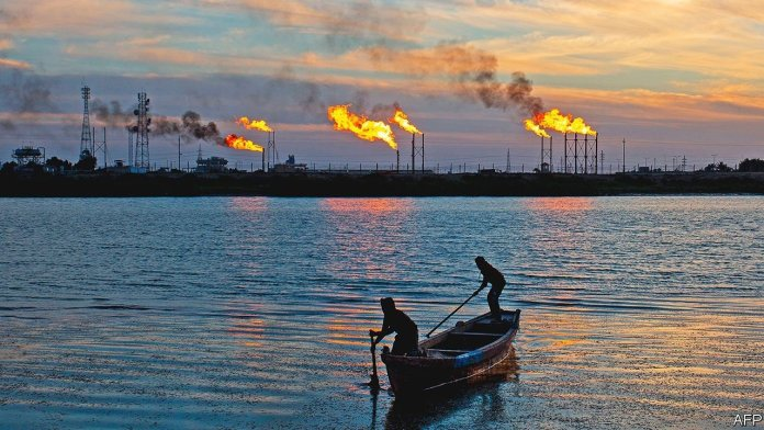 TotalEnergies and Iraq agree to a $27bn deal