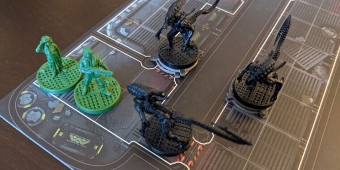 Aliens board game is another ho-hum dungeon crawler