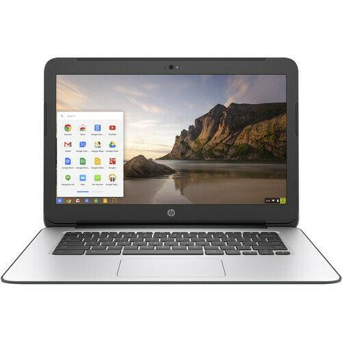 HP Chromebook 14 G4 – Intel Celeron N2840 – 4GB RAM – 16GB SSD