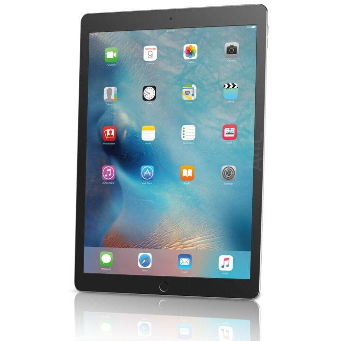 Apple iPad Pro 1st Gen, 128GB, 12.9″, WiFi + Unlocked All Carriers – Space Gray