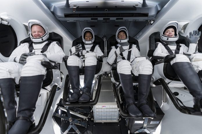 Inspiration4 SpaceX mission carrying indie-pop song to orbit