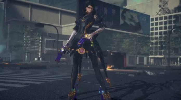 Bayonetta 3 launches in 2022
