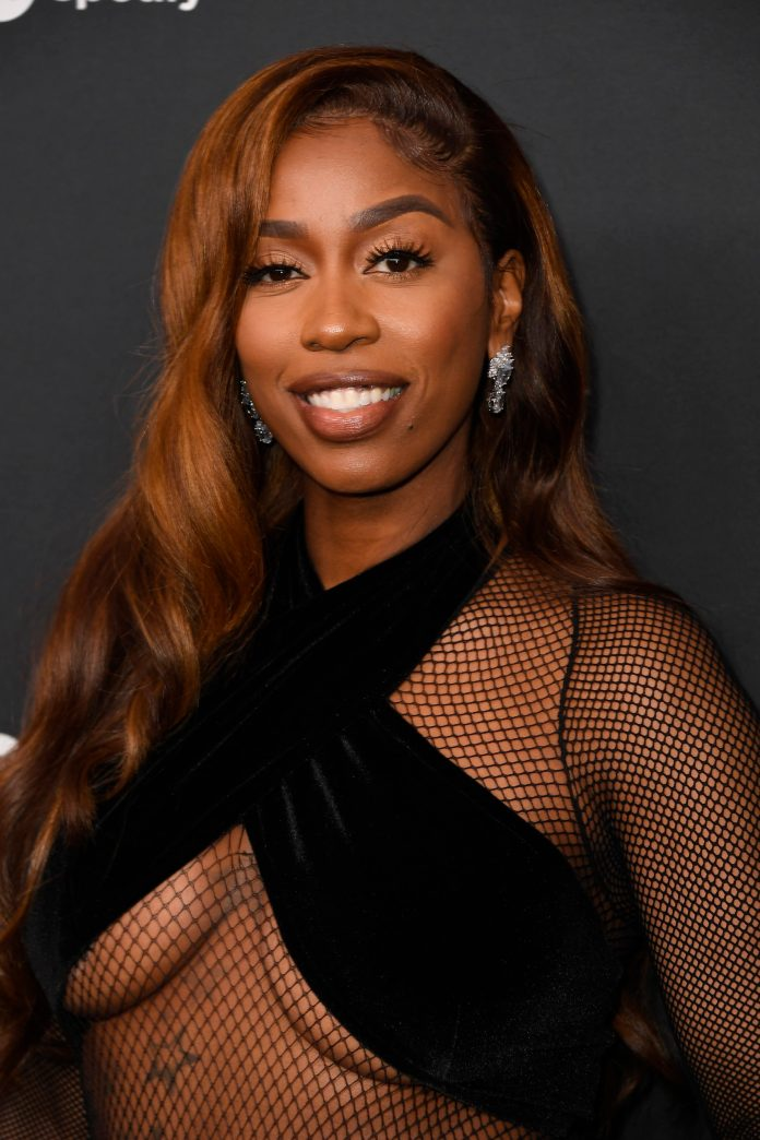 Kash Doll Reveals She's Pregnant With Her First Child