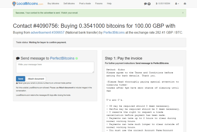 buying bitcoins to sell from localbitcoins.com