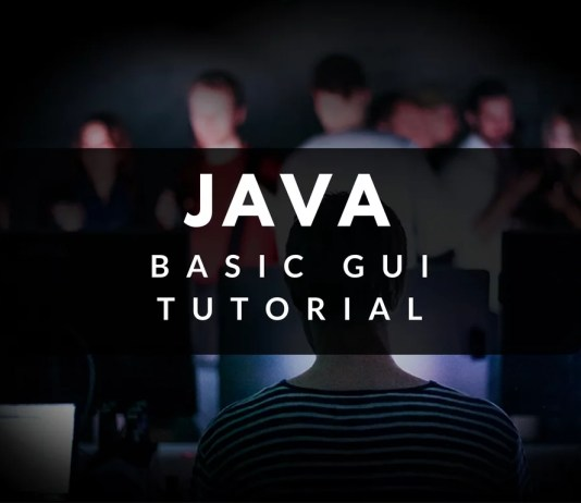 Java GUI Tutorial: Swing, JFrame, JPanel, JButton