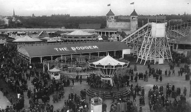 Fairgrounds In The Good Old Days True North Books