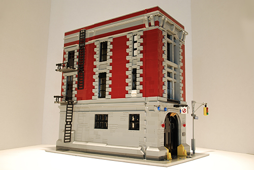 Firehouse right side.