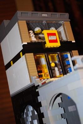 MOC LEGO Store.
