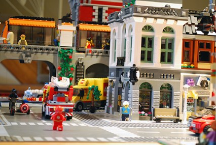 MOC LEGO City