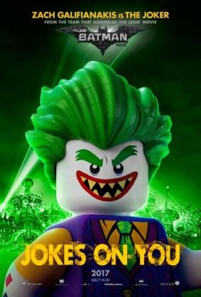 LEGO Joker Poster