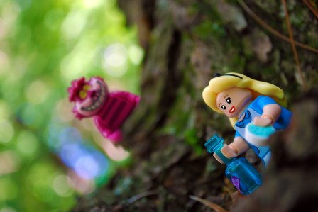 LEGO Alice in Wonderland
