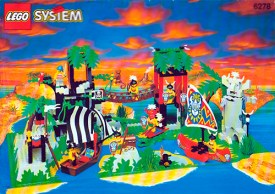 LEGO Islanders - Enchanted Island