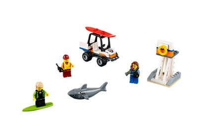 Coast Guard Starter Set [60163], $12.99