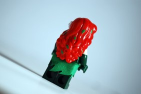 LEGO Scuttler, Poison Ivy rear view.