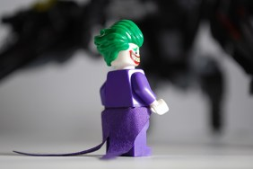 LEGO Scuttler Joker rear view.