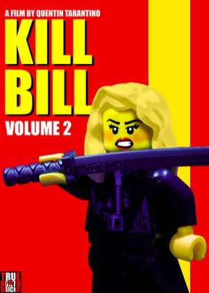 Kill Bill LEGO-fied