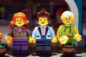 Minifigures included with LEGO's Downtown Diner.
