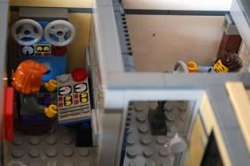 LEGO recording studio.