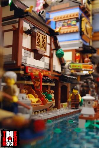 #4 - Ninjago City Docks