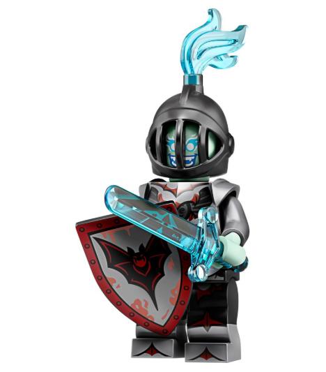 Minifigure Series 19 Black Knight
