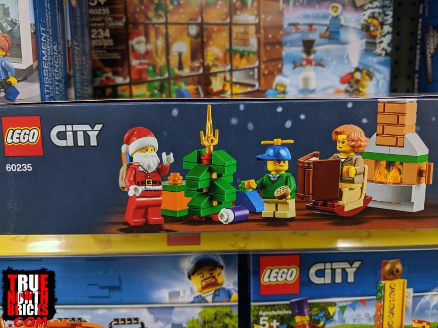 City 2019 Advent calendar box