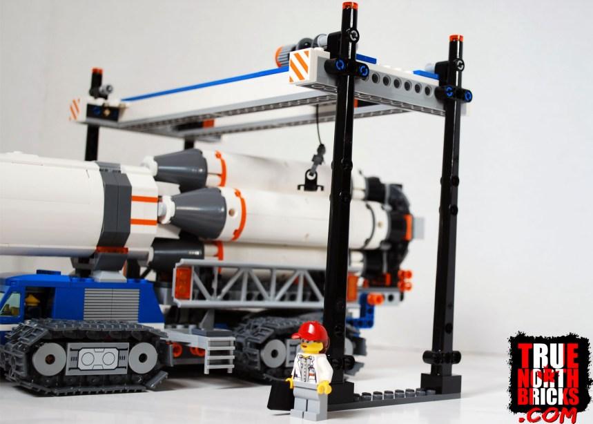 Rocket Assembly Frame