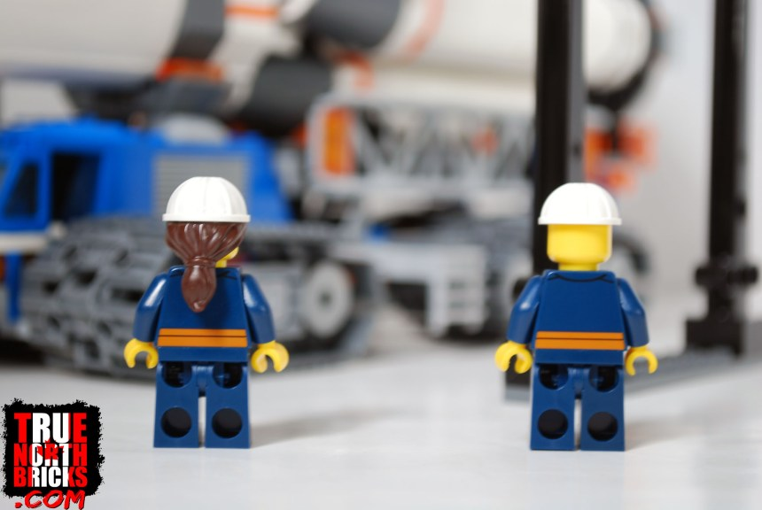 Engineer Minifigures