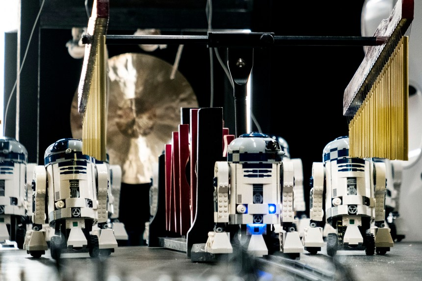 Droid orchestra