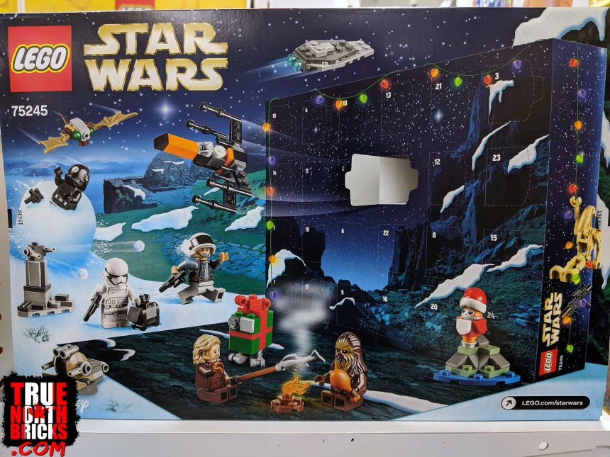 Star Wars 2019 Advent calendar