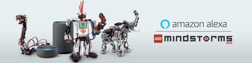 Alexa, move my LEGO®.
