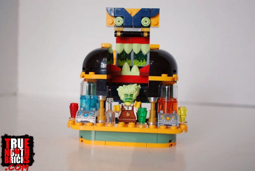 Haunted version of the Newbury Juice Bar (40338).