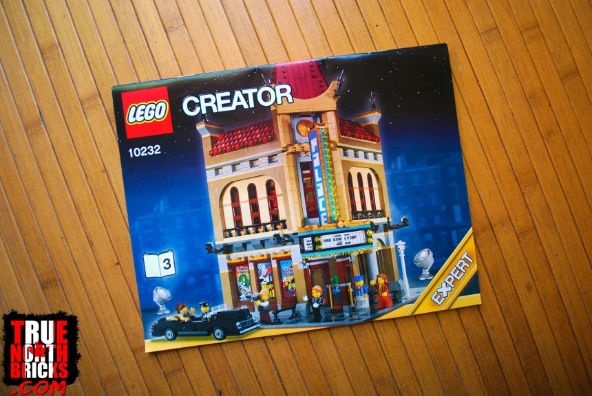 Palace Cinema (10232) instruction manual.