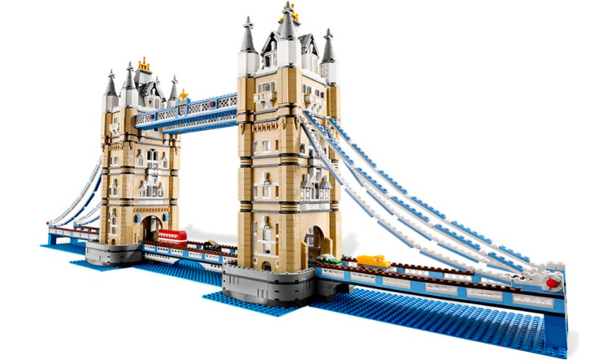 The eighth biggest LEGO® set - Sept. 2019