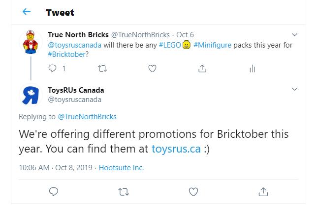 2019 Bricktober Bust.