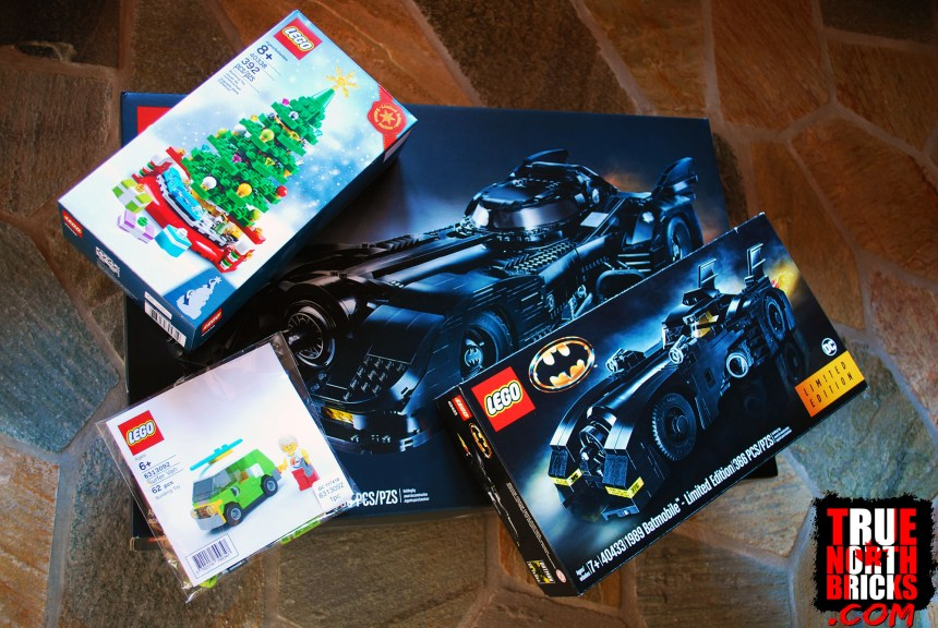 November 2019 LEGO haul.