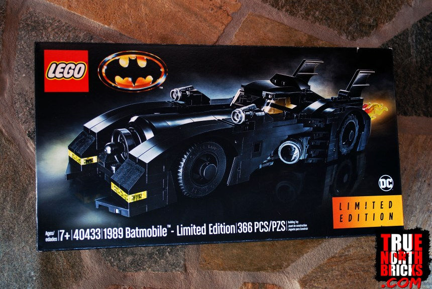 November 2019 haul Batmobile freebie.