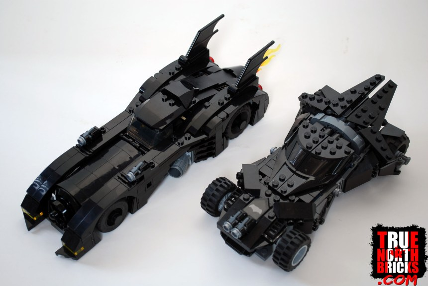 1989 Batmobile Vs Kryptonite Interception Batmobile.