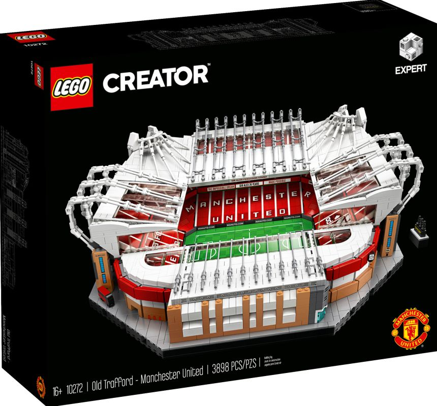 Old Trafford (10272) front box art