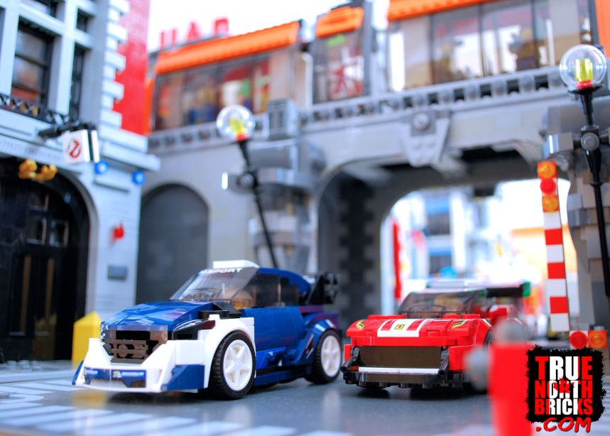 Speed Champions racing!