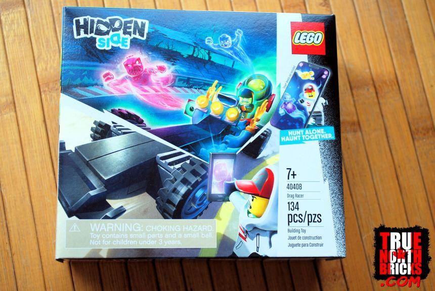 Drag Racer (40408) front box art.