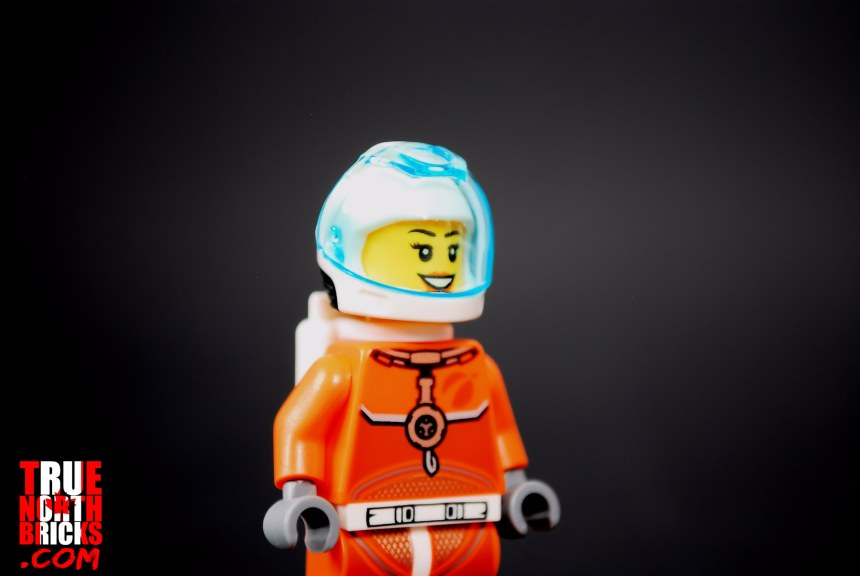 Astronaut from the Lunar Space Station (60227).